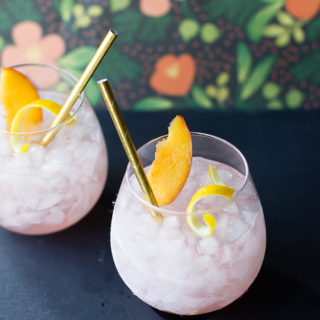 PEACH CARDAMOM CRUSH