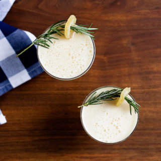 CHAI PEAR SHRUB SOUR