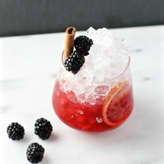 BLACKBERRY BLOOD ORANGE SMASH