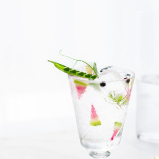SNAP PEA SPANISH GIN & TONIC